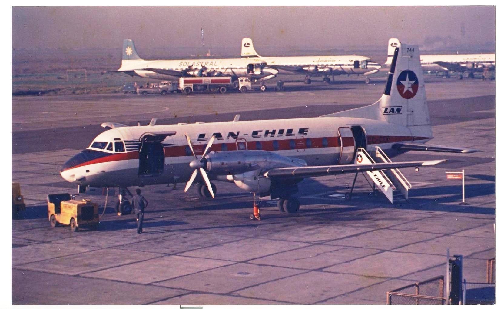 avro h-748
